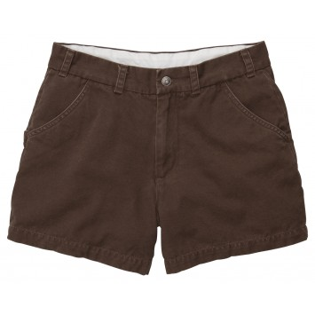 WLS Fishing Short: Brown